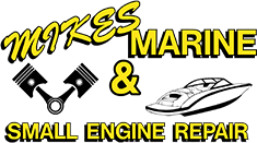 Mike's Marine & Small Engine Repair - logo